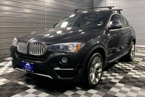 2016 BMW X4 for sale at TRUST AUTO in Sykesville MD