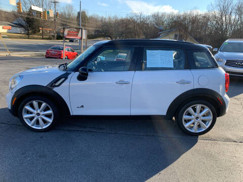 2011 MINI Cooper Countryman for sale at Simple Auto Solutions LLC in Greensboro NC