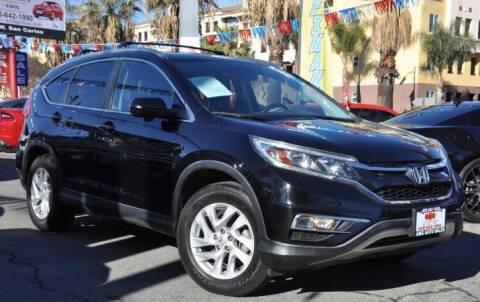 2015 Honda CR-V for sale at AMC Auto Sales, Inc in San Jose CA