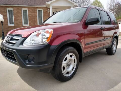 2006 Honda CR-V for sale at Marks and Son Used Cars in Athens GA