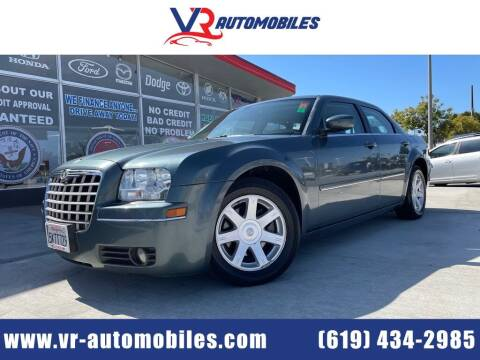 2005 Chrysler 300 for sale at VR Automobiles in National City CA