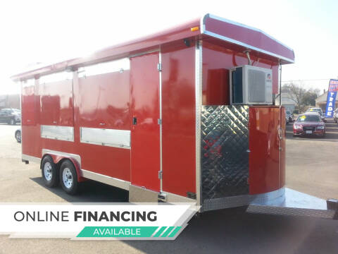 2020 FOOD TRAILERS ZAGO Event Kitchen Catering for sale at Super Cars Sales Inc #1 in Oakdale CA