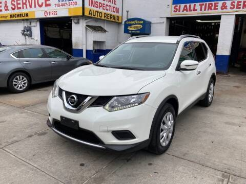 2016 Nissan Rogue for sale at US Auto Network in Staten Island NY