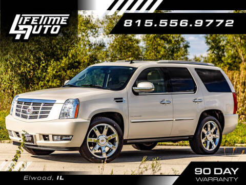 2010 Cadillac Escalade for sale at Lifetime Auto in Elwood IL