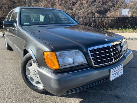 1993 Mercedes-Benz 500-Class for sale at Speedway Motors in Paterson NJ