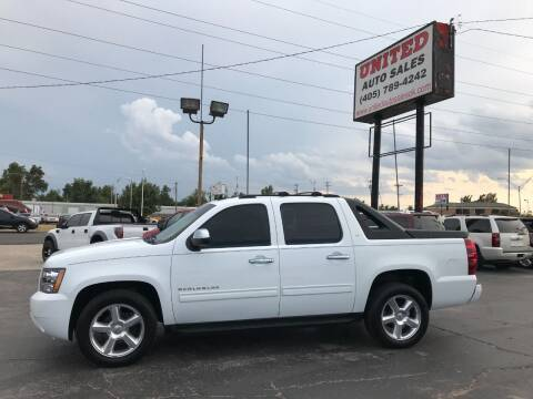 2010 Chevrolet Avalanche for sale at United Auto Sales in Oklahoma City OK