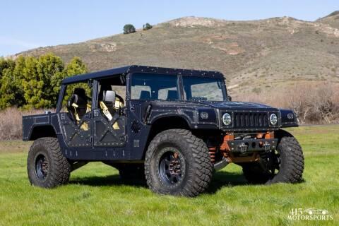 1986 AM General Hummer for sale at 415 Motorsports in San Rafael CA