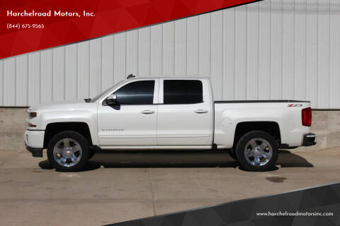 2016 Chevrolet Silverado 1500 for sale at Harchelroad Motors, Inc. in Imperial NE