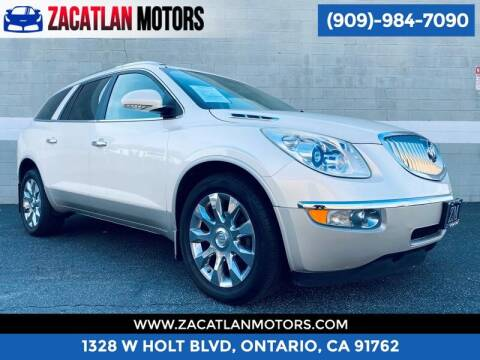 2011 Buick Enclave for sale at Ontario Auto Square in Ontario CA