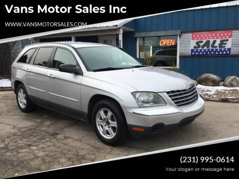 2005 Chrysler Pacifica for sale at Vans Motor Sales Inc in Traverse City MI