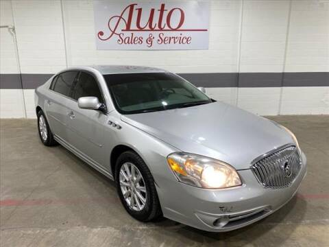 2010 Buick Lucerne for sale at Auto Sales & Service Wholesale in Indianapolis IN