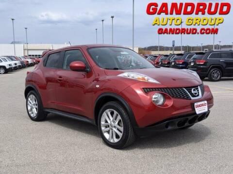 2013 Nissan JUKE for sale at Gandrud Dodge in Green Bay WI