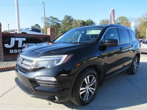 2016 Honda Pilot for sale at J T Auto Group in Sanford NC