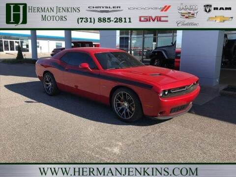 2015 Dodge Challenger for sale at Herman Jenkins Used Cars in Union City TN