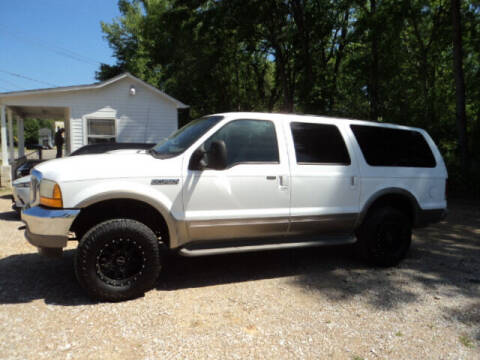 2001 Ford Excursion for sale at Ray Todd LTD in Tyler TX