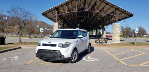 2015 Kia Soul for sale at D&C Motor Company LLC in Merriam KS