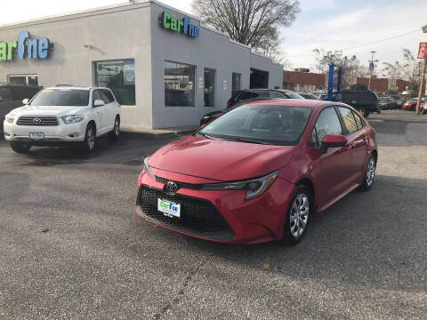 2020 Toyota Corolla for sale at Car One in Essex MD