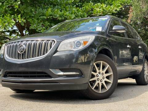 2015 Buick Enclave for sale at HIGH PERFORMANCE MOTORS in Hollywood FL