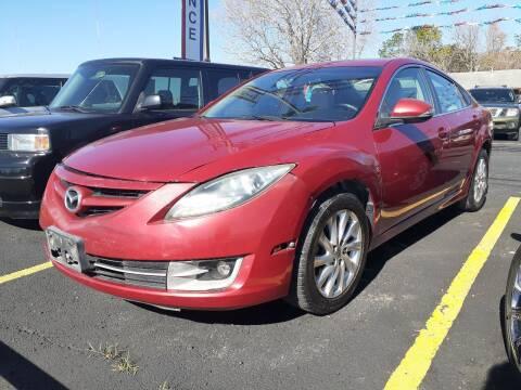 2011 Mazda MAZDA6 for sale at John 3:16 Motors in San Antonio TX