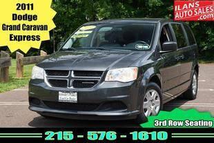 2011 Dodge Grand Caravan for sale at Ilan's Auto Sales in Glenside PA
