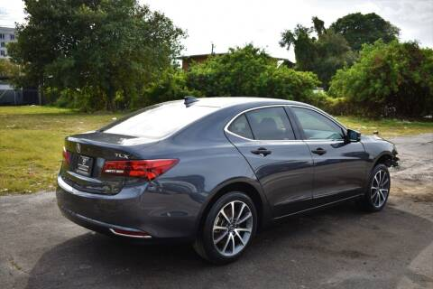 2016 Acura TLX for sale at STS Automotive - Miami, FL in Miami FL