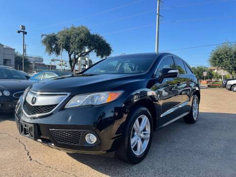 2015 Acura RDX for sale at CityWide Motors in Garland TX