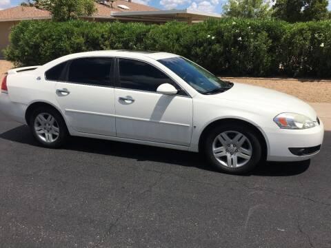 2007 Chevrolet Impala for sale at FAMILY AUTO SALES in Sun City AZ