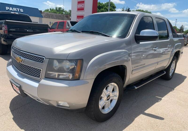2007 Chevrolet Avalanche for sale at Spady Used Cars in Holdrege NE