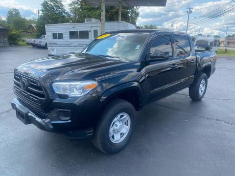 2019 Toyota Tacoma for sale at Blue Bird Motors in Crossville TN