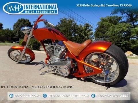 2009 Custom Chopper Custom for sale at International Motor Productions in Carrollton TX