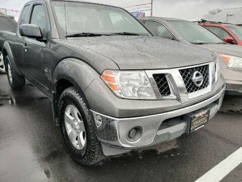 2009 Nissan Frontier for sale at KRIS RADIO QUALITY KARS INC in Mansfield OH