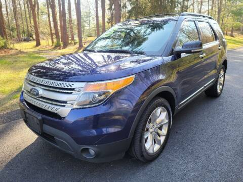 2011 Ford Explorer for sale at Showcase Auto & Truck in Swansea MA