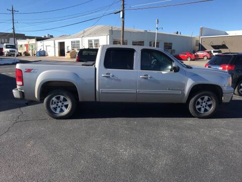 2007 GMC Sierra 1500 for sale at Westok Auto Leasing in Weatherford OK