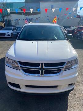 2017 Dodge Journey for sale at Simon Auto Group in Newark NJ