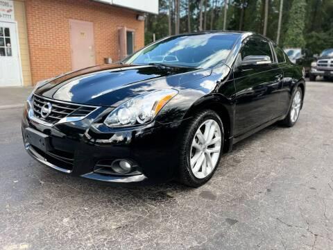 2011 Nissan Altima for sale at Magic Motors Inc. in Snellville GA