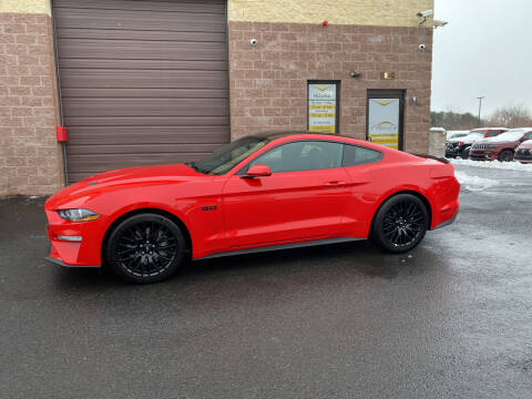 2019 Ford Mustang for sale at CarNu  Sales in Warminster PA