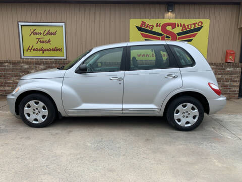 2008 Chrysler PT Cruiser for sale at BIG 'S' AUTO & TRACTOR SALES in Blanchard OK