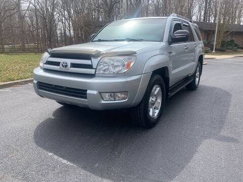 2004 Toyota 4Runner for sale at Bowie Motor Co in Bowie MD