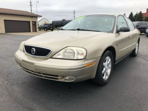 2001 Mercury Sable for sale at Mike's Budget Auto Sales in Cadillac MI