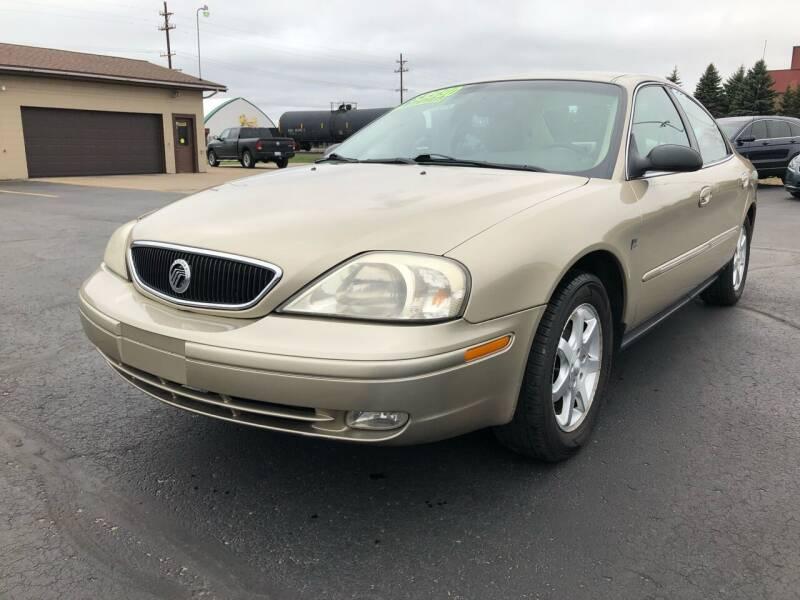2001 Mercury Sable for sale in Cadillac, MI