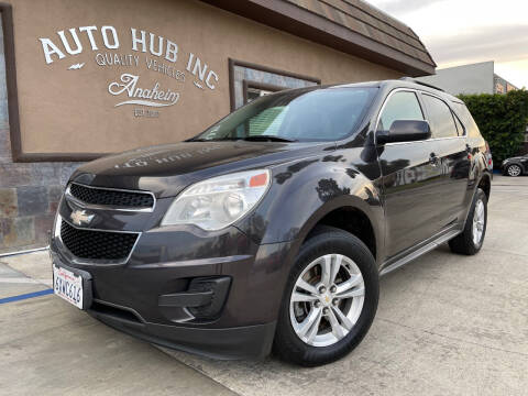 2013 Chevrolet Equinox for sale at Auto Hub, Inc. in Anaheim CA