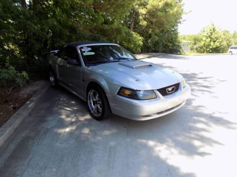 2001 Ford Mustang for sale at S.S. Motors LLC in Dallas GA