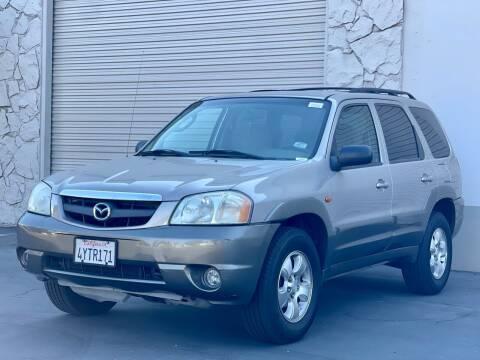 2002 Mazda Tribute for sale at AutoAffari LLC in Sacramento CA