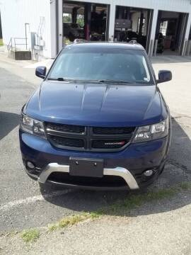 2017 Dodge Journey for sale at Gilliam Motors Inc in Dillwyn VA