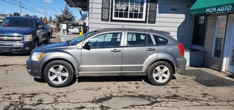 2011 Dodge Caliber for sale at MGM Auto Sales in Cortland NY