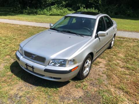 2001 Volvo S40 for sale at Choice Motor Car in Plainville CT