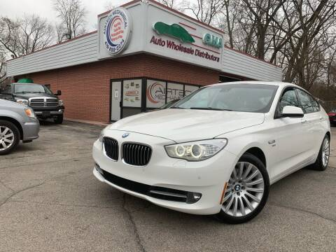 2012 BMW 5 Series for sale at GMA Automotive Wholesale in Toledo OH