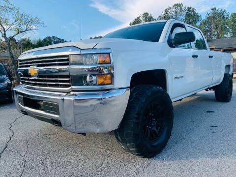 2015 Chevrolet Silverado 2500HD for sale at Classic Luxury Motors in Buford GA