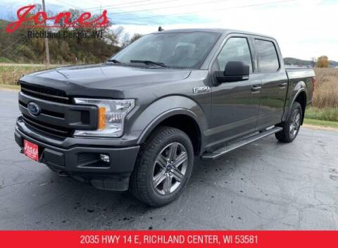 2020 Ford F-150 for sale at Jones Chevrolet Buick Cadillac in Richland Center WI