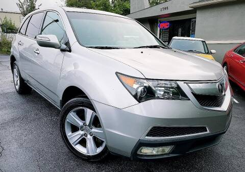 2011 Acura MDX for sale at Regal Auto Sales in Marietta GA